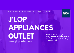 J'Lop Appliances Outlet